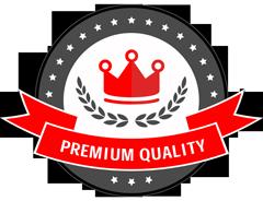 canada premium quality badge