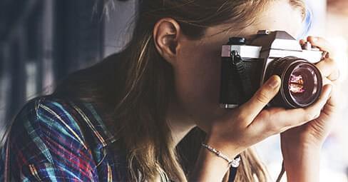 Upptäck Fotografering