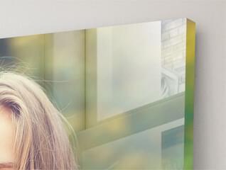 Akrylglastavlor detalj