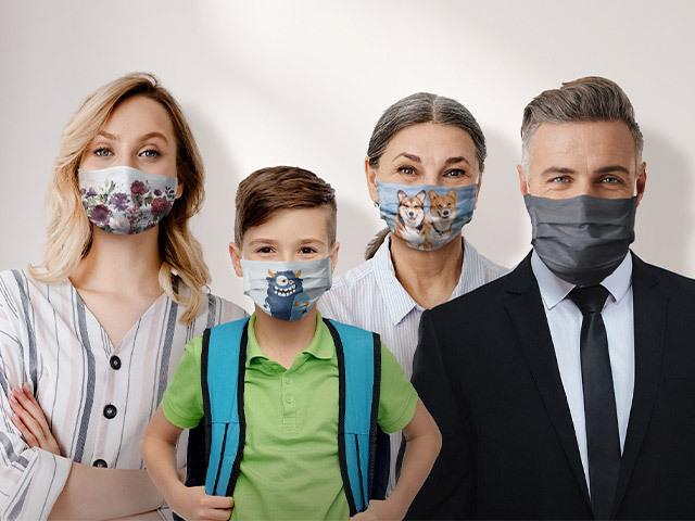 Munskydd / Ansiktsmask » Personliga Ansiktsmasker | bestcanvas.se