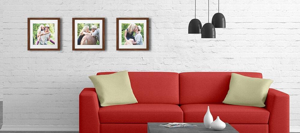 Uw huis wordt enkel een thuis met foto's - en de beste zijn die van u