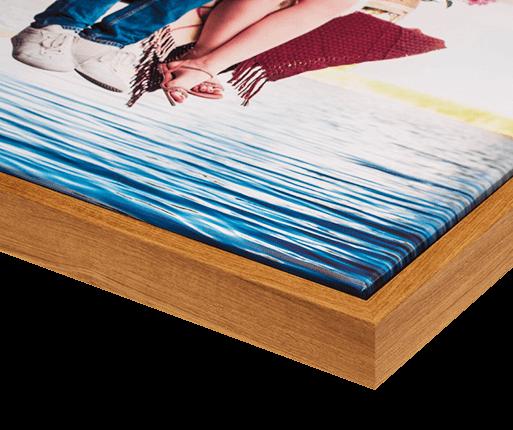foto canvas premium kader essen optiek voorzijde detail