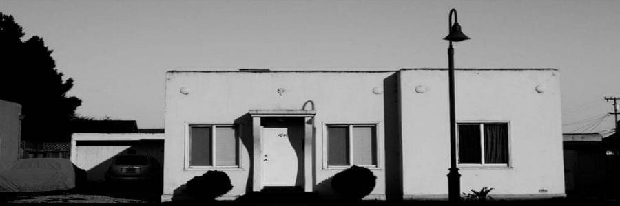 black-white-house-urban-black-and-white-art-photography