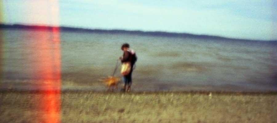 lo-fi-photography-boy-and-dog