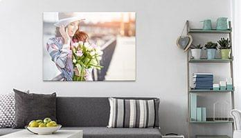 custom photo gifts in the interior
