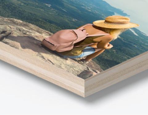 Nachhaltiges Holz