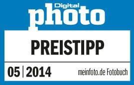 Digital Photo Preistipp Abzeichen