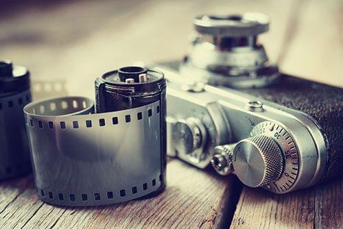 La fotografia analogica tiene encanto