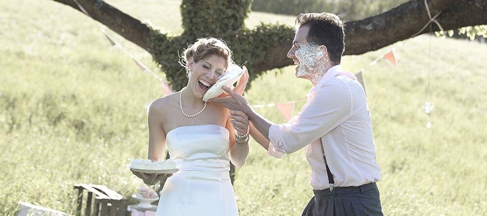 Qué asco más rico: una guerra de tartas entre parejas recién salidas del horno
