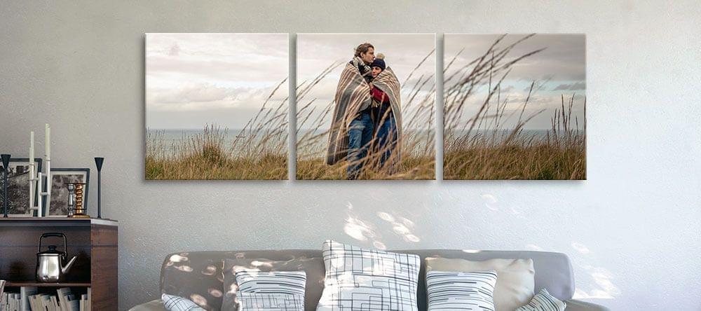 Una miniserie te permite crear una galería a partir de una sola fotografía