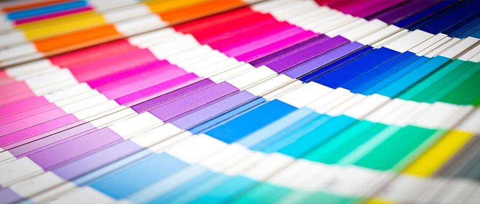 Las combinaciones de color armoniosas no son fruto del azar.