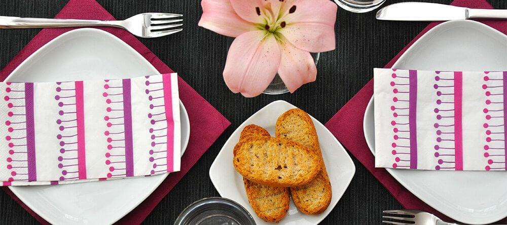 Los colores pasteles pueden ser agradablemente combinados y trabajados juntos para crear un efecto de armonía.