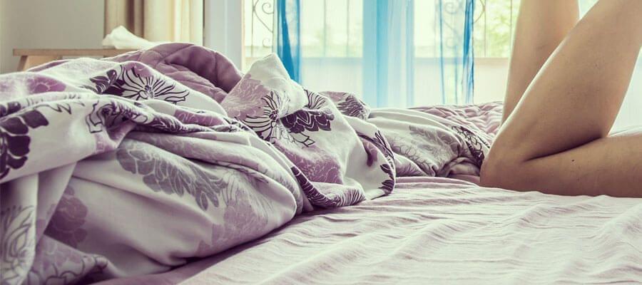 Románticos, cómodos, suaves – diseños florales en sábanas.