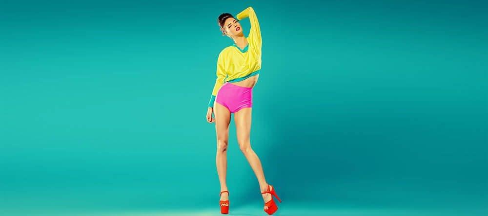 """Las tendencia de moda """"Colour-Blocking"""" ha llegado a nuestros hogares."""