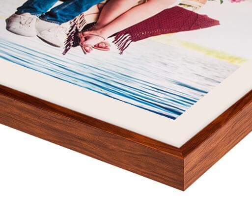 inramat foto rosentrakansla detaljer framsida