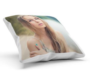 classic photo cushion