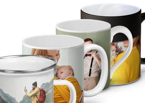 photo mugs detailed view