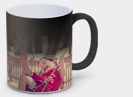 magische tasse mit foto