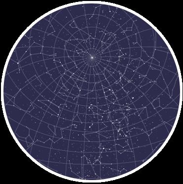 sternenhimmel sternenkarte